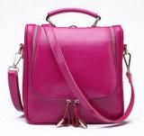 2016 dos produtos novos realmente do couro de Geniune sacos 100% de mão para tipos das mulheres
