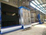Machines en verre isolées verticales