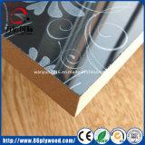 Waterdichte MDF 18mm van de Melamine van de Textuur van de Raad van de Vezel Houten