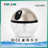 Líquido de limpeza de ar com o purificador UV e do íon da água de Kenzo do ar