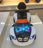 Carro elétrico de BMW dos miúdos com luz e música
