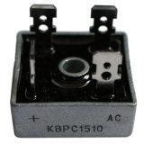 1A, diodo Kbpc104 del puente de rectificador 50-1000V