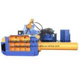側面の放出の油圧急斜面の金属の梱包機