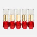 De plastic Container van de Lippenpommade voor Kosmetische Verpakking (NL19)