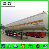 Tri árbol de China 45000 litros de petróleo del tanque de acoplado semi