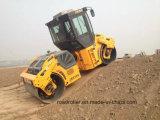 10 maquinaria hidráulica de la construcción de carreteras del rodillo vibratorio de la tonelada Jm810h por completo