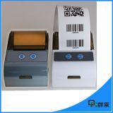 De meeste Draagbare Thermische Printer Bluetooth van 58mm met Goedkope Prijs