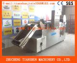 Commerciële Braadpan voor het Braden van de Braadpan van Spaanders/van Chips/Automatische Bradende Machine voor Sojaboon tszd-40
