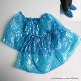 Blau-befestigt nicht gesponnener Wegwerfschuh-Deckel mit elastischer Größe der Oberseite-eine alle