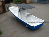 Liya 4.2-7.6meter Small Fiberglass Boat Cheap Fishing Boats para Sale
