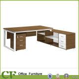 Frame de aço Office Desk com Metal Modesty Panel.