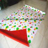 plancher 70g 100g 130g 150g 200g de PVC en arrière ressenti par 0.7mm