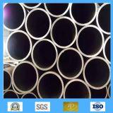Tubo del acero de carbón de la precisión del gráfico frío