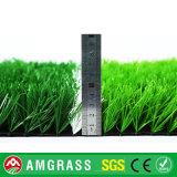 Calcio artificiale 50mm del tappeto erboso di alta qualità con il gambo