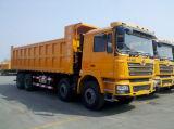 판매를 위한 Shacman F3000 8X4 12 바퀴 덤프 트럭