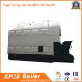 Caldeira de vapor despedida biomassa da baixa pressão