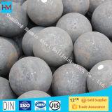 Твердость Dia 25mm высокая выковала меля стальной шарик используемый для стана шарика