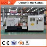 Tubulação relativa à promoção do CNC do baixo preço de Qk 1313c que rosqueia a máquina do torno
