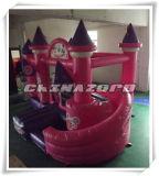 A maioria de corrediça popular da princesa Inflável Jumping Castelo Bouncy