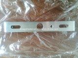 Aluminium CNC-Ende-glänzende maschinell bearbeitete Montage-Teile