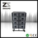 Double 12inch ligne de Zsound Vcl haut-parleur d'alignement