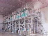 고품질 옥수수 또는 옥수수 또는 밀 또는 밥 가루 가공 기계