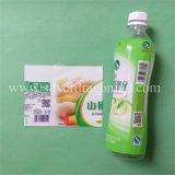 Kurbelgehäuse-Belüftungshrink-Kennsatz für Flaschen