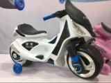 Carro elétrico do bebê ou motocicleta do bebê, carro de bebê