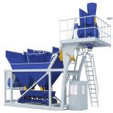 (YHZS-40) planta de mistura concreta móvel 40cbm/H