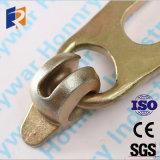 Embrague de elevación del acero inoxidable del color del cinc para el transporte de la construcción del concreto prefabricado