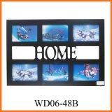 Картинная рамка MDF для домашняя декоративной (WD06-48B)