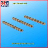 Knurled вал нержавеющей стали точности/Pin, штыри евро (HS-SS002)