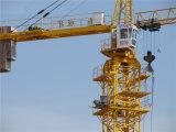 De Kranen van de toren Qtz 3808 door Hstowercrane