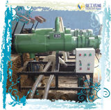 Yigong 230대의 나선형 똥거름 탈수 기계