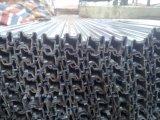 W datilografa a construção de aço de W do aço