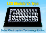 Module d'affichage à cristaux liquides pour l'étalage USD de noir de Va pour la balance électronique