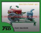Agricultura Irrigation 4.4kw Water Pump Set con con 6HP (R175) Diesel Engine