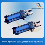 Triebwerkzugstange-Hydrozylinder