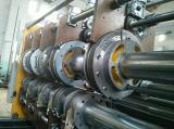 Impressão de alta velocidade de Flexo que entalha a máquina cortando