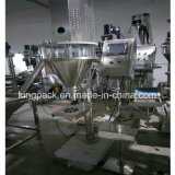 Máquina de enchimento automática do pó do eixo helicoidal