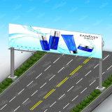 Quadro de avisos claro Backlit de aço da estrada Q235