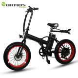 Nuevo modelo chino plegable bicicleta eléctrica de carretera