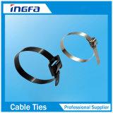 Un tipo Legare-Rilasciabile dei 304 316 epossidici dell'acciaio inossidabile/cavo rivestito di nylon