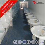 20FT het grote Toilet van de Container van de Kwaliteit Perfecte