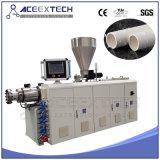 Máquina gemela de alto rendimiento del tubo del PVC
