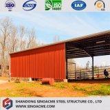 Entrepôt chaud de bâti en acier de la vente Q345b de qualité/cloche de construction en acier de /Storage