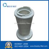 Pequeño filtro gris del cilindro para el aspirador