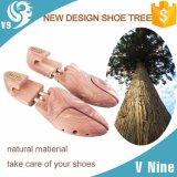 ヒマラヤスギの木製の工場卸売の赤い木の靴の木
