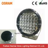 168W Lampe de travail Drving Drving de haute puissance de 8.5 po pour l'éclairage hors route, lourd, de l'équipement minier