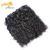 Первоначально монгольские волосы волны воды человеческих волос монгольские естественные